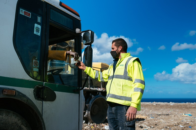 Improvements in compliance with waste provisions; 25,000 inspections made in 2021